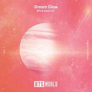 دانلود آهنگ جدید BTS به نام Dream Glow