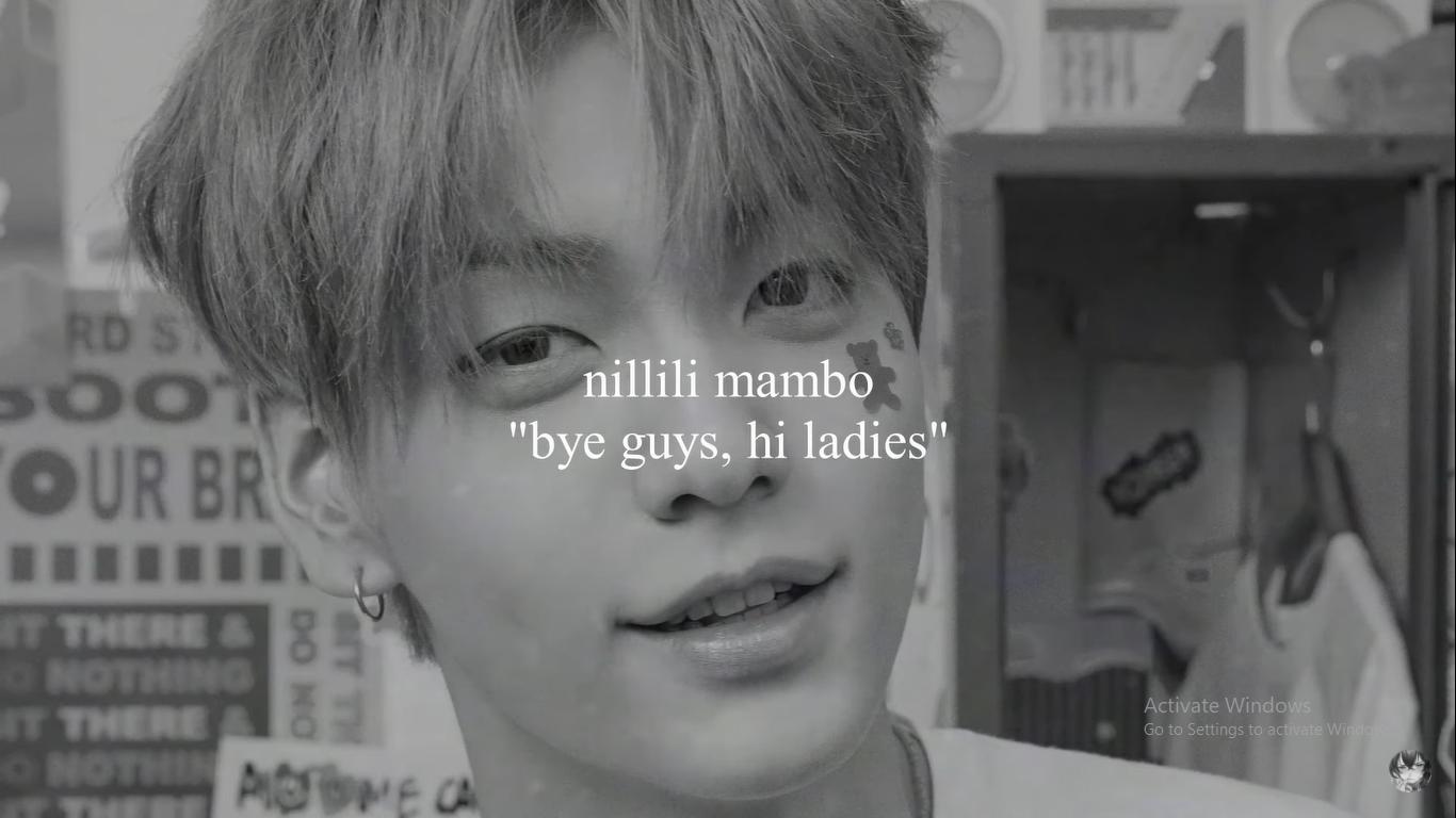 دانلود آهنگ جدید NILLILI MAMBO (Bye Guys Hi Ladies) به نام Block B