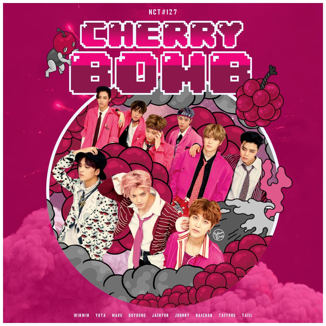 دانلود آهنگ جدید Cherry Bomb به نام NCT 127