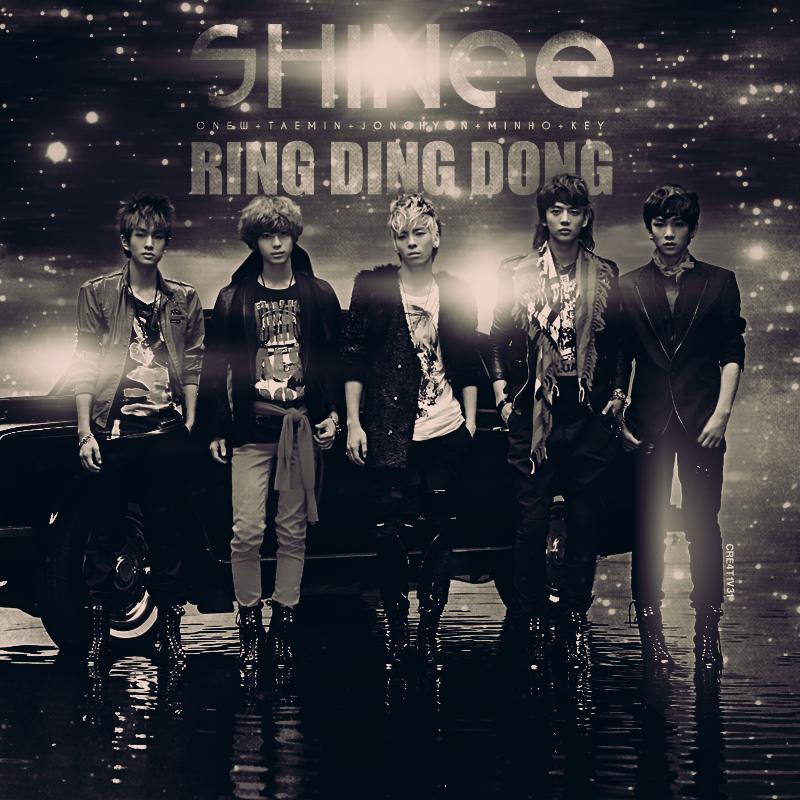 دانلود آهنگ جدید Ring Ding Dong به نام SHINee