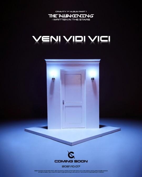 دانلود موزیک ویدیو جدید CRAVITY به نام VENI VIDI VICI